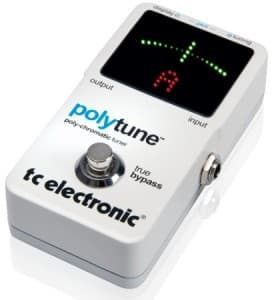 T.C. Electronic Polytune Guitar & Bass Tuner