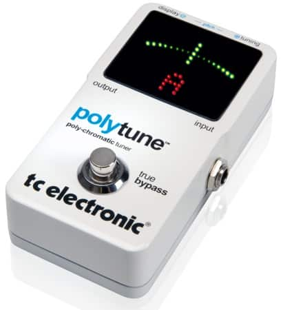 TC Electronics Offers Polytune Mini