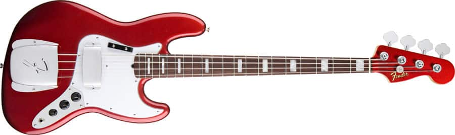 Fender 50th Anniversary Jazz Bass Guitar