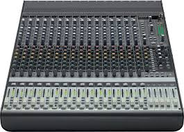 Mackie Onyx 1640i Hands-On Review – FireWire Production Mixer