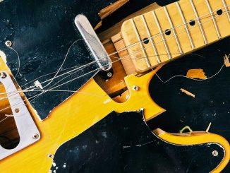 junk guitars