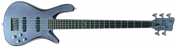 Warwick Robert Trujillo Streamer Signature Bass Guitar Metallica bassist