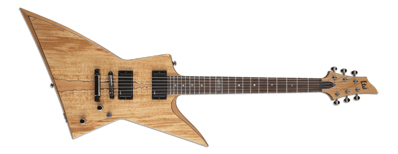 ESP LTD FX-260 Guitar Hands-On Review