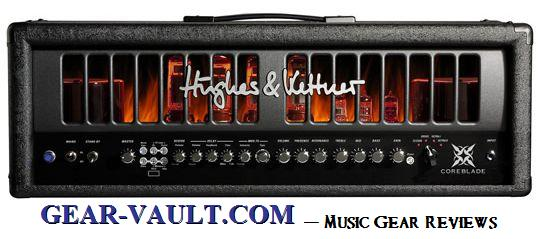 Hughes Kettner COREBLADE Metal Guitar Amp Head Review