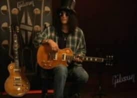 Gibson Slash Appetite For Destruction Les Paul
