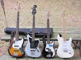 Bass guitars – short scale basses aren't just for kids…