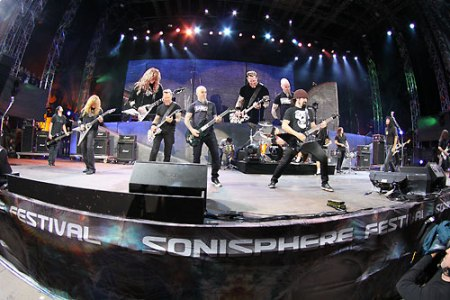 Metallica and Megadeth Share Stage – First time since 1983