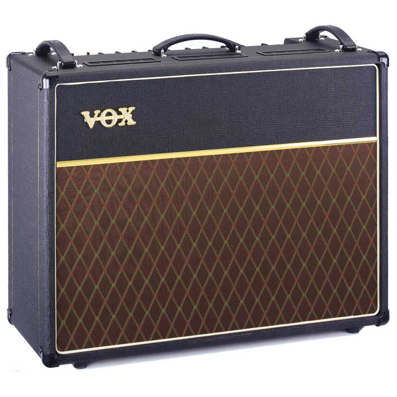 NAMM 2011: Vox AC30C2-RD Limited Vintage Red Edition