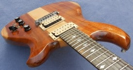 History Of B.C. Rich Guitars