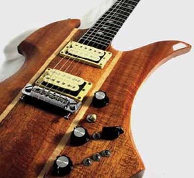 History of BC Rich Guitars