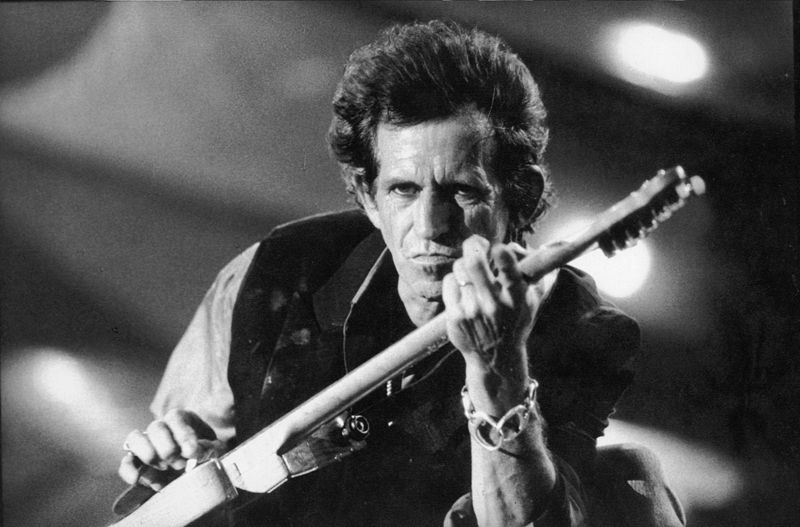 Keith Richards - Guitarist of The Rolling Stones
