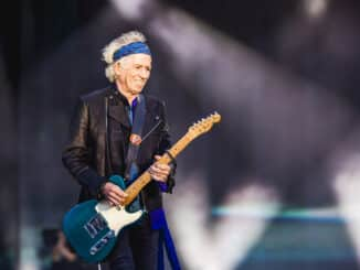 Keith Richards - Guitarist of The Rolling Stones 1