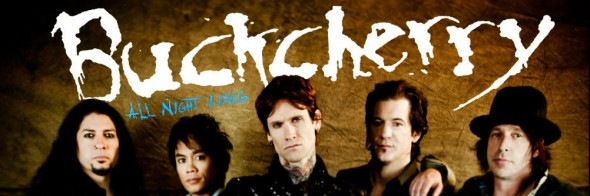 Buckcherry face-to-face pre-interview with Gear-Vault