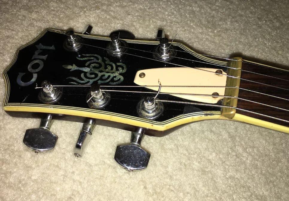 cort guitars history