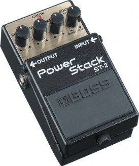 Boss ST2 Power Stack Guitar Pedal