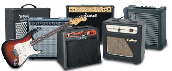 Guitar Amp Buyers Guide