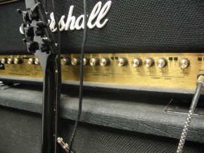History of Marshall Guitar Amplifiers