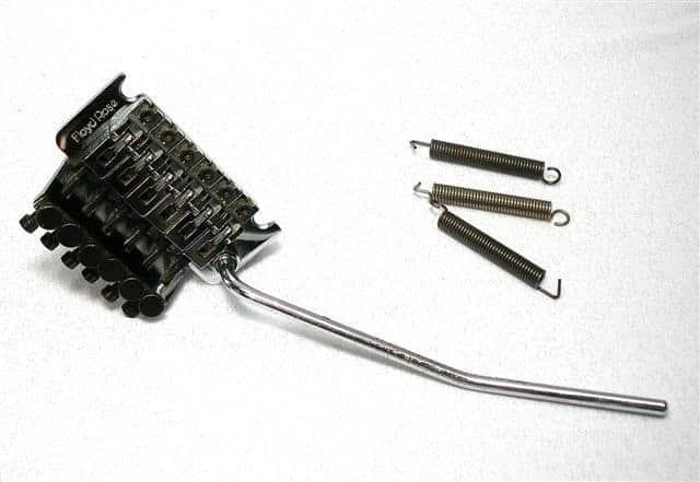 Floyd Rose Tremolo Parts Diagram