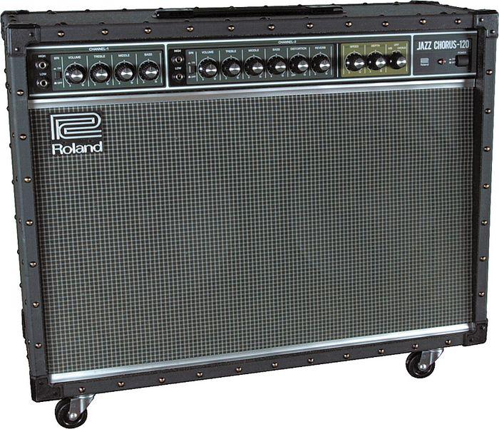 Roland JC120 Jazz Chorus Guitar Amplifier