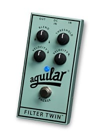 Aguilar AGRO and Filter Twin Pedals for Bass Review