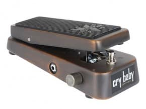 History of the Dunlop Crybaby Wah Guitar Pedal