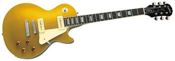 Epiphone LE 1956 Gold Top Les Paul Guitar