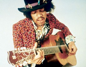 Jimi Hendrix Guitar For Sale at Auction