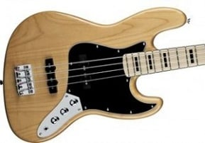 Squier Vintage Modified Jazz Bass Guitar by Fender