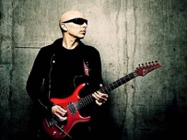 Joe Satriani JS1 Guitar Wormhole