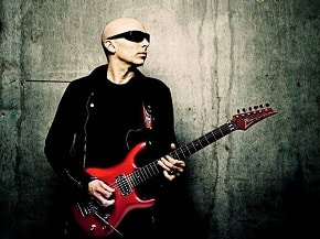 Joe Satriani's Favorite Gear