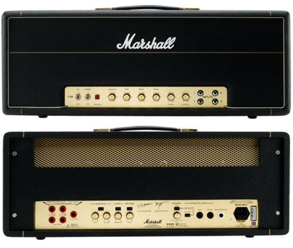 Marshall YJM100 Yngwie Malmsteen Signature Valve Amplifier