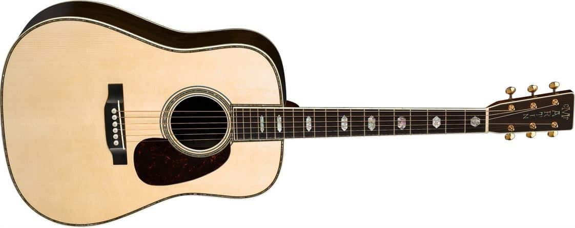 Martin D-45 Authentic 1942 Acoustic Guitar Review