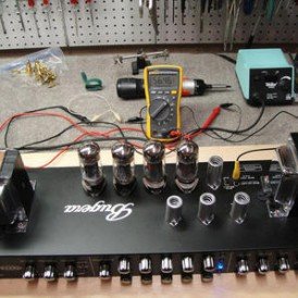 tube amplifier maintenance