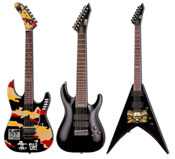 Peavey Unleashes Aggressive New PXD Series Guitars