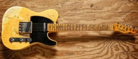 Fender Time Machine 1953 Heavy Relic Telecaster