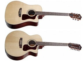 PRS SE Angelus Acoustic Guitars