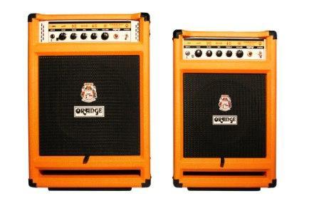 Orange Terror Bass 500 watt Bass Head