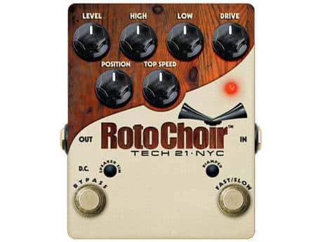 NAMM 2011: Tech 21 unveils three new guitar pedals