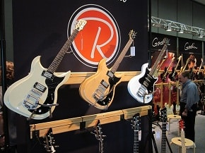 Godin Richmond Empire Guitars
