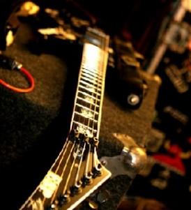 guitar-electric-titanium-strings