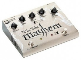 Seymour Duncan SFX-04 Twin Tube Mayhem Distortion Guitar Effects Pedal