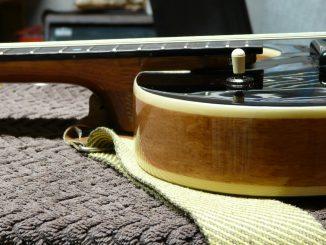 guitar setup