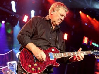 Alex Lifeson Gibson Guitar Les Paul Review