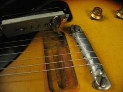Vintage Guitar Rare Parts thepartsdrawer