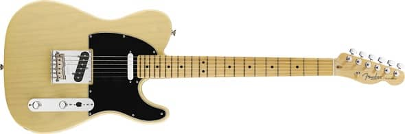 Fender Custom Shop Celebrate 60th Anniversary of the Telecaster Guitar