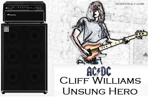 Cliff Williams AC/DC