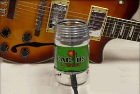 Beer Can Guitar Amplifier