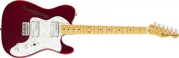 New Squier Telecaster & Strat Guitars Revealed