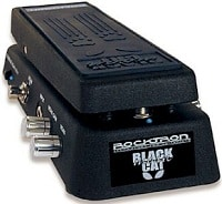 Black Cat Moan Guitar Wah Pedal