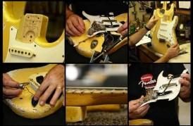 Fender Yngwie Malmsteen Tribute Series Stratocaster